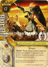 Warhammer Invasion - 2x Hauptmann der Seegarde  #011