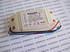 DRIVER DIMMERABILE DIMMABILE LED 5 6 7 8 x 1w  INPUT 100~260V VARIATORE LUCE D19