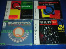 4 CD maxi QUADROPHONIA the man with mastermixes PART 1
