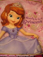 New Sofia The First Disney Princess Backpack Toddler Child Baby School Book bag