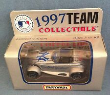 NEW YORK YANKEES New in Box 1997 Limited Edition Matchbox PROWLER car truck