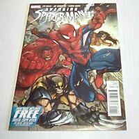 Avenging Spider-Man 1A (Marvel)2012 -- Joe Madureira Variant -- VF
