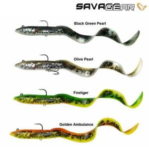 Savage Gear 4D Real EEL PHP Ready to Fish 20 cm 38g new predator crazy price