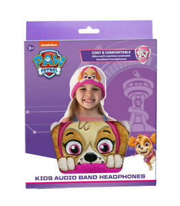 OTL Technologies Paw Patrol Skye Headband-Style Wired Headphones for Ages 3+