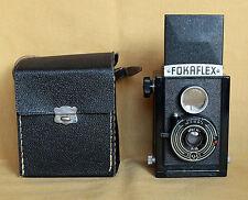 Fokaflex, Druopta's Czech Czechoslovakia bakelite TLR camera COUNTER CLA works