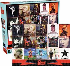 David Bowie LP Covers 1000 piece jigsaw puzzle 690mm x 510mm (nm)