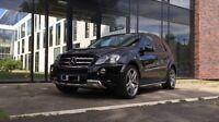 Bodykit für Mercedes Benz ML W164 Stoßstange Seitenschweller Heck AMG 63 optik