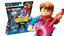 LEGO Dimensions BACK TO THE FUTURE Level Pack  - Brand New