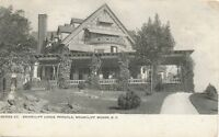BRIARCLIFF MANOR NY – Briarcliff Lodge Pergola - 1912