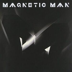 MAGNETIC MAN - CD NEUF sous blister.