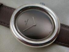 Große Unisex Golana Armbanduhr Sterlingsilber Handaufzug