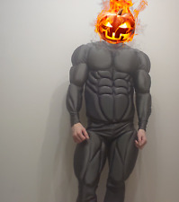 Muscle costume batman, muscle suit, spider man, venom, avengers, hulk