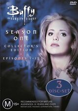 Buffy The Vampire Slayer : Season 1 (DVD, 2006, 3-Disc Set)