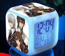 Kiryu Zero Kuran Kaname Kuran Alarm Clock Time Color Change Anime Vampire Knight