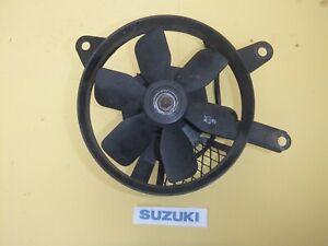SUZUKI SV650 SV 650 NAKED RADIATOR FAN ASSEMBLY ENGINE COOLING FAN 1999 - 2002
