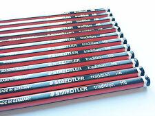 24 X STAEDTLER TRADITION HB PENCILS DRAWING DESIGN SKETCHING STUDENT SCHOOL
