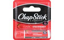 Bálsamo para labios Chapstick Clásico Fresa SPF10