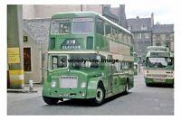 pt7614 - Eastern Scottish Bus - no AA999A in Edinburgh 1978 - photograph 6x4
