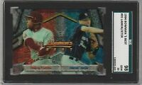 1994 Bowman's Best Derek Jeter/Barry Larkin #95 SGC 10 Gem