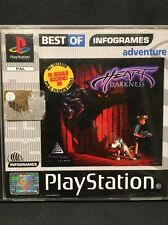 Heart Of Darkness - PS1 Playstation One Pal Ita - Retrogame