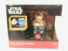 BB-8 USB Car Charger With 2 USB Ports Star Wars the Force Awakens