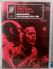 JIM HALL/RANEY/ ZOLLER - GUITARS MASTERS LIVE IN GERMANY 1973 & 1980 - DVD N.008