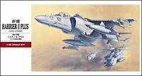Hasegawa PT28 1/48 AV-8B HARRIER II PLUS USMC Attacker Model kit F/S
