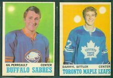 1970 71 OPC HOCKEY CARD COMPLETE SET 1-264 NEAR MINT-MINT