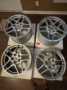 "19"" OEM Porsche 997 Carrera S Wheels"