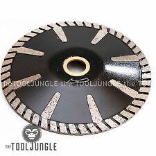 6 Inch Diamond Turbo Convex saw Blade Premium Grade Granite Concrete Sink Cutter