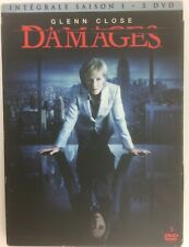 Damages saison 1 dvd