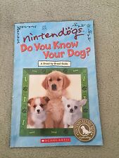 Nintendogs: Do You Know Your Dog?