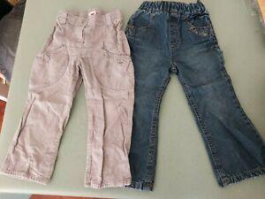 Age 3 3 Pommes Trousers Girls Designer X 2