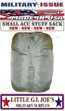 Military Modular Sleeping bag System Small Foliage Compression Stuff Sack MSS