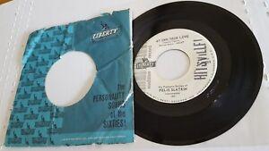 "FELIX SLATKIN - My Own True Love 1961 SPACE AGE JAZZ CLASSICAL 7"" Promo"