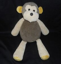 SCENTSY BUDDY MOLLIE THE MONKEY BABY STUFFED ANIMAL PLUSH TOY W/ LIME SCENT PAK