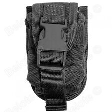 ESEE Accessory Pouch Black bolts to the front of the ESEE 5 or 6 ESEE-52-POUCH