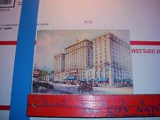 ANDRE MORENCY ART Painting Canada Mount Royal Hotel Montreal St Catherine Peel