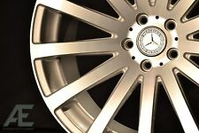 20-inch Mercedes E320 E350 E500 E550 Wheels/Rims HR9 Silver