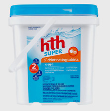 HTH SUPER Chlorinating Chemicals 3