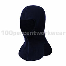 Phoenix Flame Retardant Anti Static Reversible Navy Balaclava Head Protection