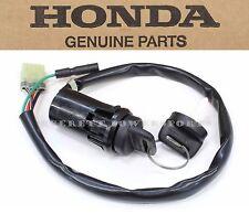 New Genuine Honda Ignition Keys Switch 99-04 TRX400 EX 400EX Sportrax OEM E25