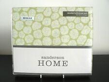 SANDERSON - ARBERELLA (ROSE) PAIR STANDARD PILLOWCASES - RRP £30 - FREE UK P&P