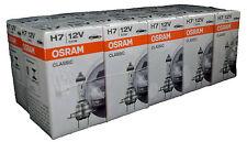 H7 OSRAM Classic PX26d 12V 55W kostengünstig, hohe Lebensdauer 10st. 64210CLC