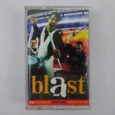 Blast Original Cast Recording Various Artist Cassette 2000 RCA Records