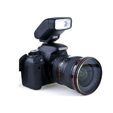 Ultra-small Flash Speedlite for Canon EOS 7D mark II 10D 60D 700D 650D 550D 500D