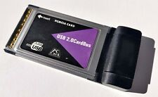 More details for pcmcia card  usb2 cardbus 2 x usb 2.0 port expansion card