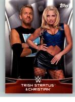 2016 WWE Divas Revolution Power Couples #5 Trish Status Christian