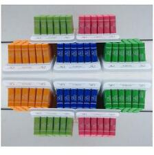 12 JR BEAUTY LIP CARE BALM STICKS GLOSS CLEARANCE CARBOOT WHOLESALE MAKEUP DR UK