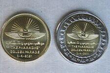 *NEW**EGYPT / ÄGYPTEN_50 Piastres + 1 Pound 2021_Pharaohs Golden Parade_lose_unc